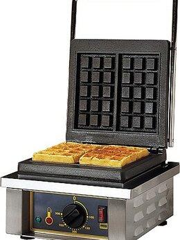 Сэндвичницы и приборы для выпечки - Вафельница Roller Grill GES 10, 0