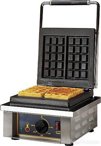 Вафельница Roller Grill GES 10 по цене 42533₽ - Сэндвичницы и приборы для выпечки, фото 0