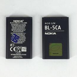 Аккумуляторы - Аккумулятор (АКБ) BL-5CA для Nokia , 0