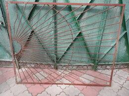 Окна - металлические решётки, 0