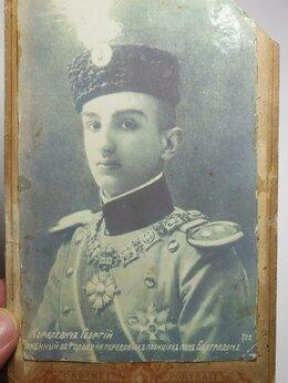 Фотографии и письма - фотография Коралевич Георгий, царская Россия, 0