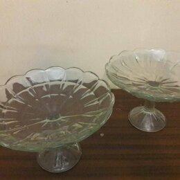 Бокалы и стаканы - продам стекло  СССР стаканы, хлебница, конфетница, пепельница и многое другое, 0