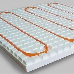 Изоляционные материалы - Плита для водяного пола Пенощит WF 16-40 1*1 м, 0