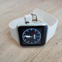 Умные часы и браслеты - Умные часы с функцией вызова. Новые, 0