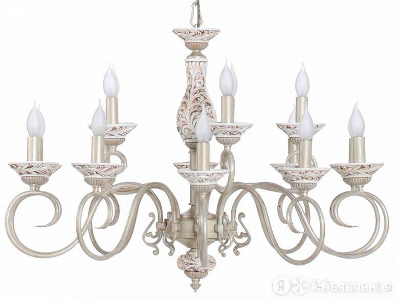 Подвесная люстра Favourite Bobbles 1141-15P по цене 50600₽ - Люстры и потолочные светильники, фото 0