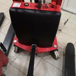 Грузоподъемное оборудование - Штабелер с электроподъемом HelpeR, 0