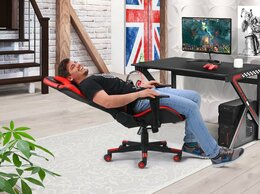 Компьютерные кресла - Игровое компьютерное кресло, 0