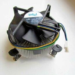 Кулеры и системы охлаждения - Кулер 775 с медным сердечником (105 ватт), 0