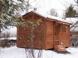 Готовые строения - Каркасная баня, 0