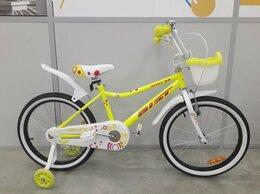 """Велосипеды - Велосипед Аист 20"""" детский желтый Новый Беларусь, 0"""