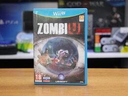 Игровые приставки - Zombi U - Wii U Б.У (Обмен), 0
