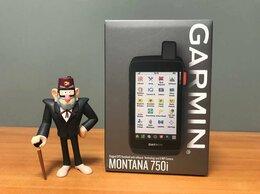 GPS-навигаторы - GPS Навигатор Garmin Montana 750i (Новый), 0