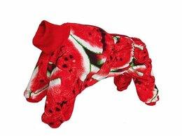 Одежда и обувь - пыльник трикотажный комбинезон для собаки, 0