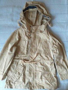 Куртки и пуховики - Куртка-ветровка джинсовая, 0