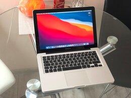 Ноутбуки - MacBook Pro 13 SSD + 500gb HDD, 0