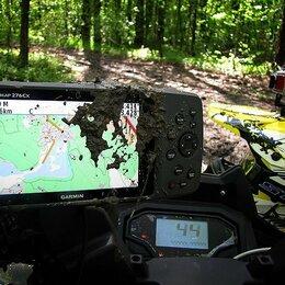 GPS-навигаторы - Навигаторы с ТОПО и картами глубин водоемов, 0