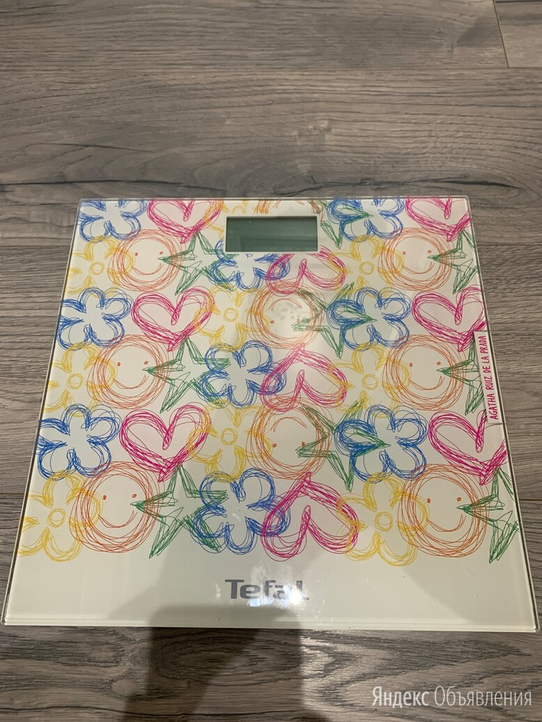 Напольные весы Tefal по цене 700₽ - Напольные весы, фото 0