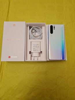 Мобильные телефоны - Huawei P30 Pro 256GB Светло-синий ОРИГИНАЛ , 0