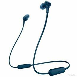 Наушники и Bluetooth-гарнитуры - Наушники внутриканальные, bluetooth, Sony WI-XB400, 0