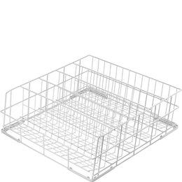 Промышленные посудомоечные машины - Кассета для чашек Smeg WB50G02, 0