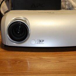 Проекторы - Hi-End проектор Optoma HD81/1080p/1400Lm/10000:1, 0