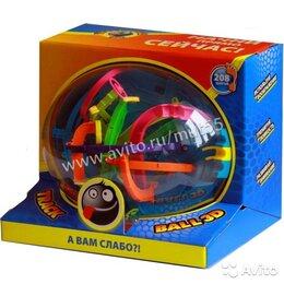 Головоломки - Головоломка Track Ball 3D - 208 ходов, 0