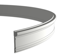 Лепнина - Молдинг гибкий из полиуретана 1.51.345 Европласт…, 0