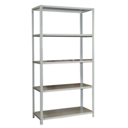 Мебель для учреждений - Стеллаж металлический СМ-500 150х100х50 см, 5…, 0