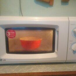 Микроволновые печи - Микроволновая печь, LG Надёжная СВЧ. Гарантия, 0