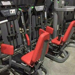 Тренажеры со встроенными и свободными весами - Сведение ног/ разведение ног/тренажер, 0