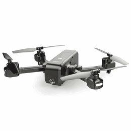 Квадрокоптеры - Квадрокоптер - SJRC Z5 720p черный (GPS, камера…, 0