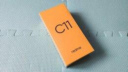 Мобильные телефоны - Смартфон Realme C11 (новый), 0