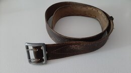 Ремни и пояса - Ремень кожаный, 0