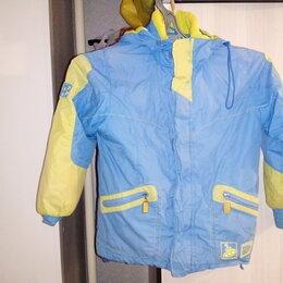 Куртки и пуховики - Куртка демисезонная OUTVENTURE для мальчика, 0