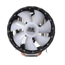 Кулеры и системы охлаждения - Кулер для процессора Snowman X200 с RGB, 0
