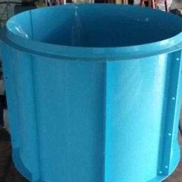 Готовые пруды и чаши - Купель круглая  - полипропилен, 0