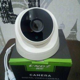 Камеры видеонаблюдения - Новые ip видеокамеры 3МП с микрофоном , 0