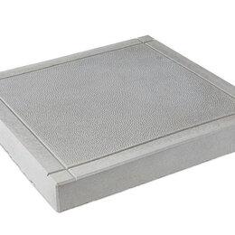 Тротуарная плитка, бордюр - Тротуарная плитка бетонная 500.500.60 «Шагрень», 0