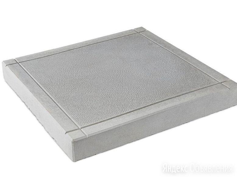 Тротуарная плитка бетонная 500.500.60 «Шагрень» по цене 150₽ - Тротуарная плитка, бордюр, фото 0