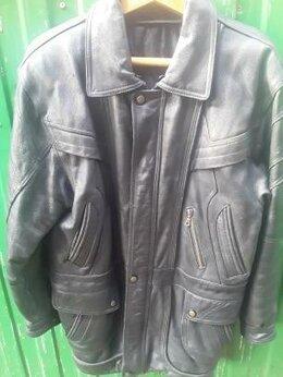 Куртки - Куртка (кожа) р. 56-58, 0