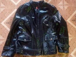 Куртки - Куртка кожаная жен новая , 0