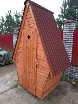 Биотуалеты - Туалет деревянный , 0