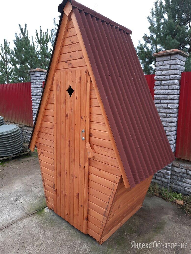 Туалет деревянный  по цене 17500₽ - Биотуалеты, фото 0