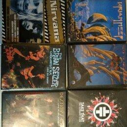 Видеофильмы - DVD диски-музыка одним лотом, 0
