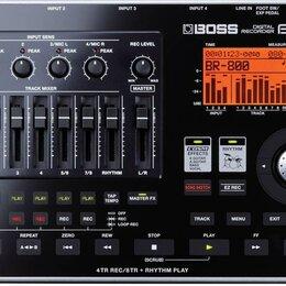 Оборудование для звукозаписывающих студий - BOSS BR-800 цифровая портастудия USB, 0
