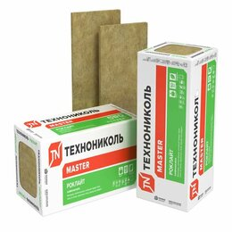 Изоляционные материалы - Роклайт 1200х600х50 мм (8 плит) 0,288 м3 (5,76 м2), 0