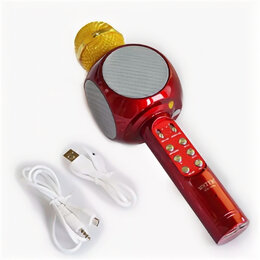 Микрофоны - Караоке Микрофон Wster 1816 (ориг.), 0