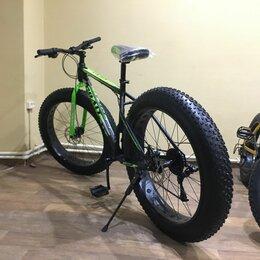 """Велосипеды - Велосипед фэтбайк """"26"""", 0"""
