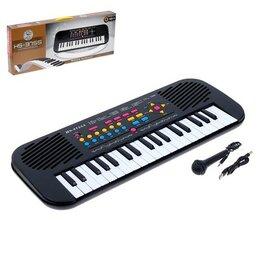 Клавишные инструменты - Синтезатор «Классика», 37 клавиш, 0