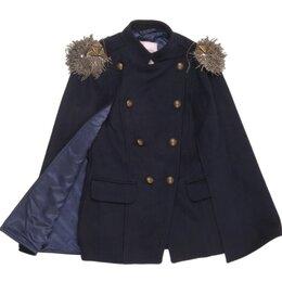 Пальто и плащи - Пальто детское Military новое , 0